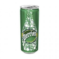 Perrier canette 33cl