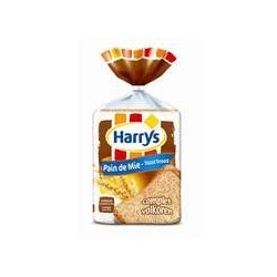 Pain de mie Harry' complet