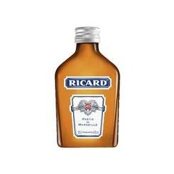 Ricard flask 20cl