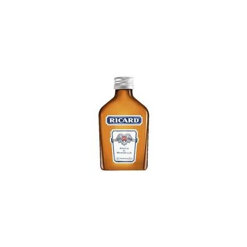 Ricard flask 20cl
