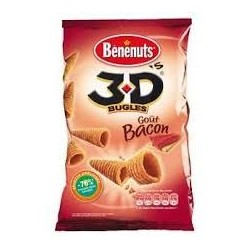3D Bugles Bacon