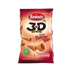 3D Bugles Bacon