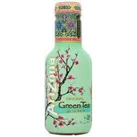 Arizona Original Green Tea With Honey 500 ml