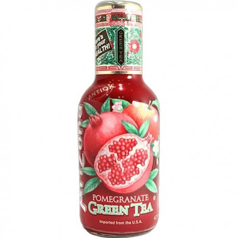 Peach Ice Tea Rauch 50 cl