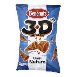 3D Bugles nature