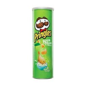Pringles Sour Cream 165 gr