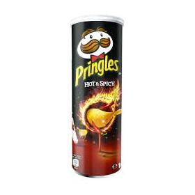 Pringles Hot Spicy 165 gr