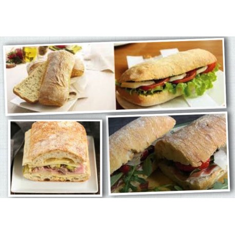Sandwich Jambon Cru