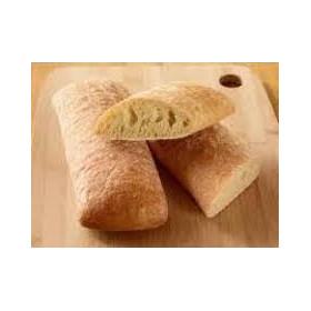 Half Ciabatta bread