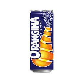 Orangina can 33cl