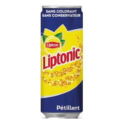 Liptonic can 33cl