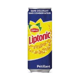 Liptonic canette 33cl