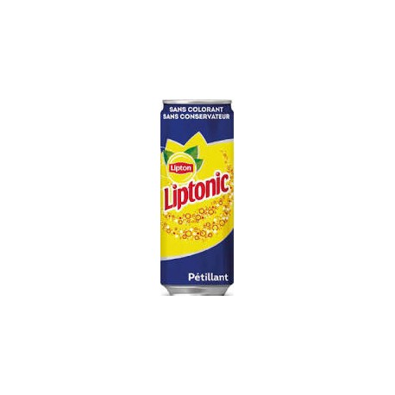 Liptonic can 33cl