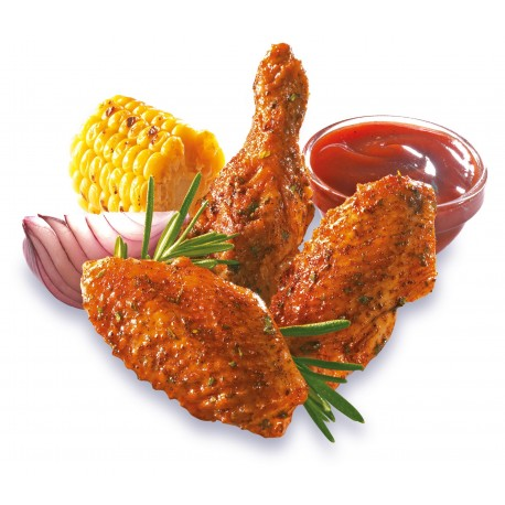 Chicken wings Barbecue