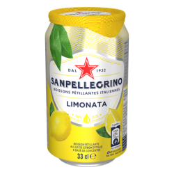 Sanpellegrino Limonata can 33cl