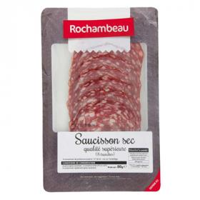 French salami pqt 80 g