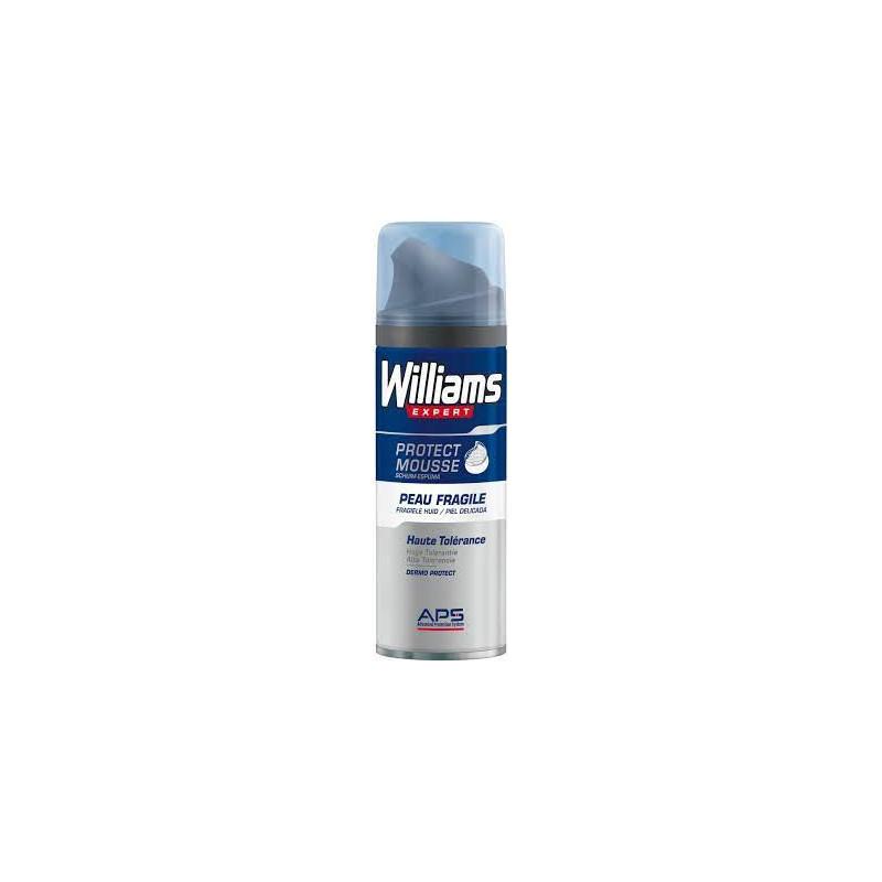 Mousse à raser Williams