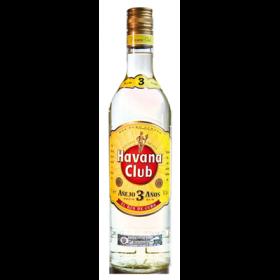 Rhum Havana Club 3 ans 70 cl